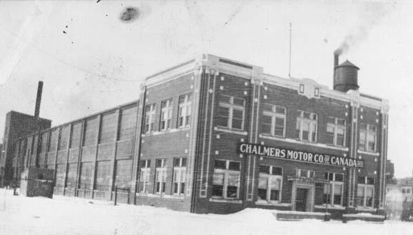 Chalmers Motor Company, ca. 1916-1924